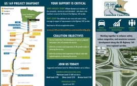 US-169 Corridor Development Brochure