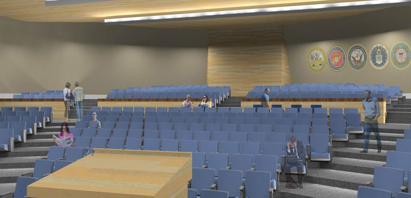 Architectural Acoustics in a Lecture Hall