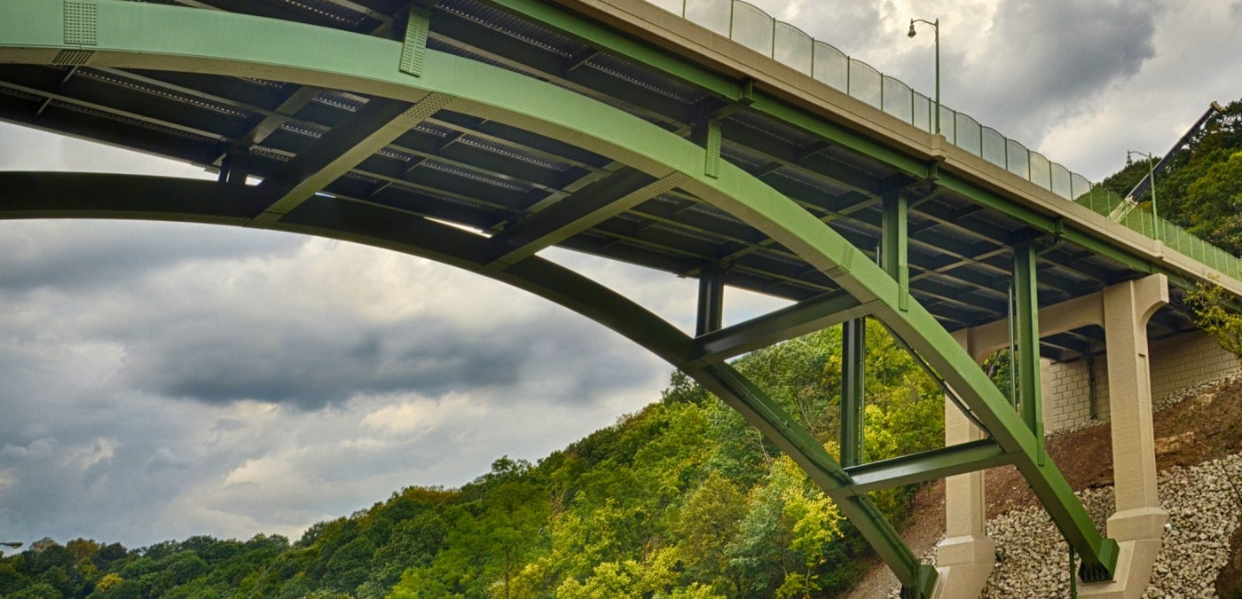 Pittsburgh Greenfield Bridge