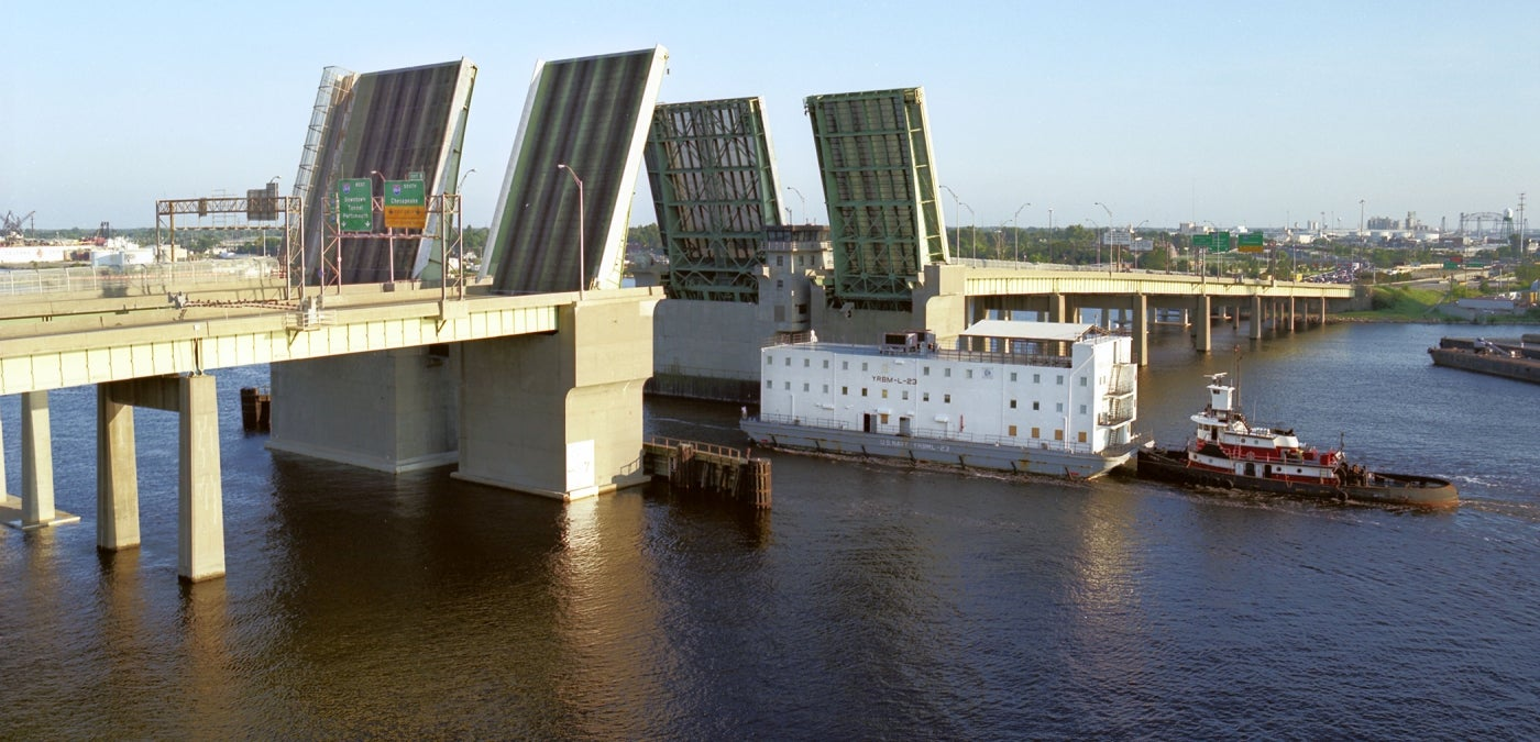 Movable bridge