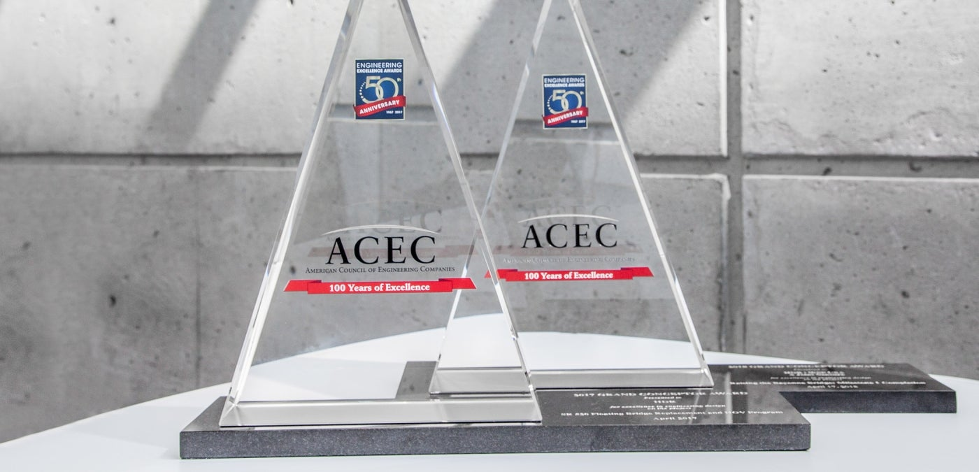 American Council of Engineering Companies Award