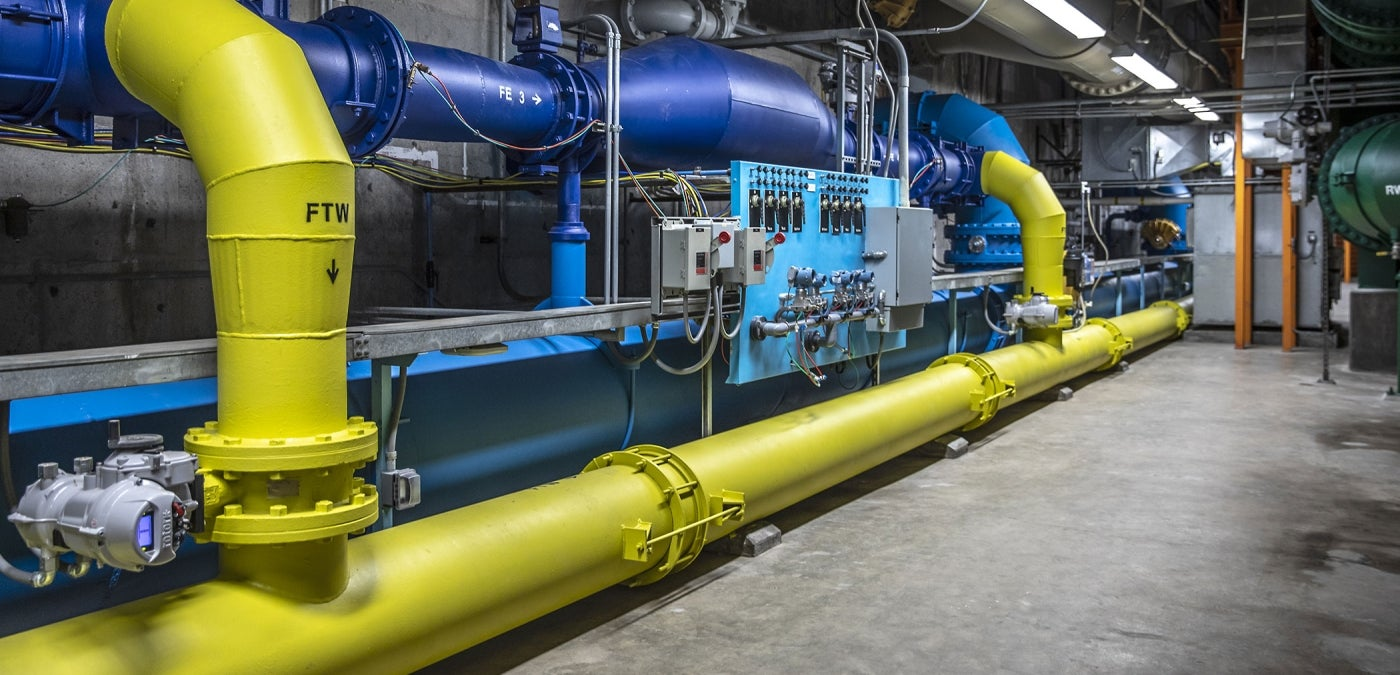 Betasso Water Treatment Plant | 2019 AWWA Water Infrastructure Conferences (WIC)