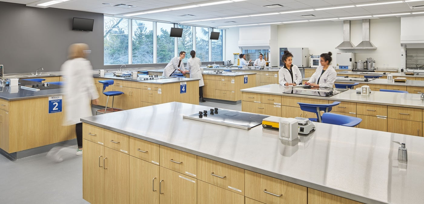 Brescia University College Food Laboratory