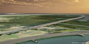 Bonner Bridge Rendering
