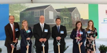 HRSD Bridge Street Pump Station Ground Breaking
