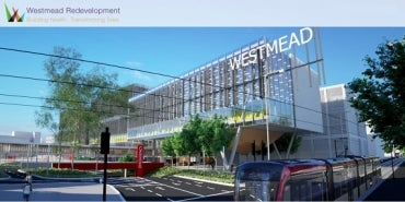 Westmead Redevelopment Fly-Through