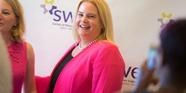 colleen layman swe president