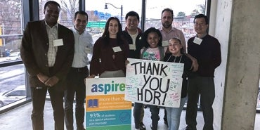HDR Foundation grant to Aspire Afterschool Learning