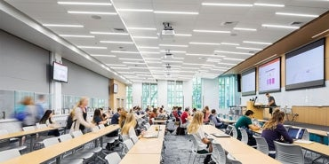 Rita Hollings Center Lecture Hall