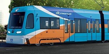 OC Streetcar Project Verified Envision® Silver by the Institute for Sustainable Infrastructure