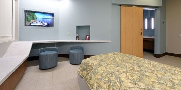 Behavioral Health Room Mock-Up