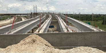 Roadway Flyovers Project