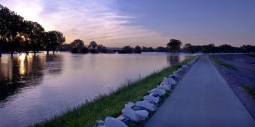 Sarpy County Emergency Levee Monitoring | An Assessment of the Benefits of DWR's Levee Inspection Program in California's Central Valley