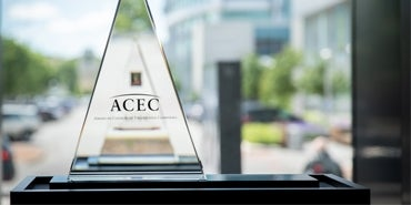 ACEC Award |Projects Across U.S. Win 2020 ACEC Engineering Excellence Awards