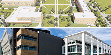 Cyber Center of Excellence Campus Master Plan and Wilford Hall Ambulatory Care Center