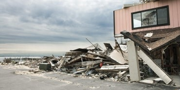 Hurricane Damage | How a Coastal Community Partnered to Build a More Resilient Future