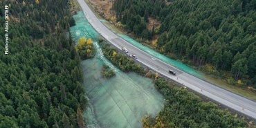 alaska earthquake road repair