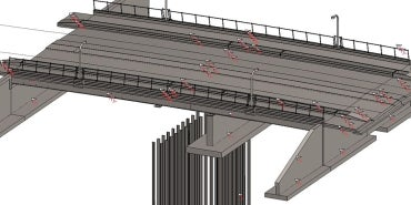 BIM bridge design