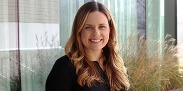Katie Dillon | HDR's Katie Dillon Honored with Kenneth J. Miller Founders' Award