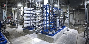 Multi-Bore Ultra Filtration System Membranes