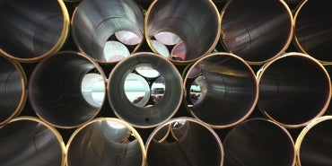 Copper Pipes | Industrial Potable Water Treatment