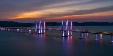 Cuomo bridge lights