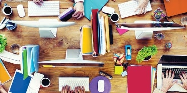 Work Desk | Keeping Pace With Culture Through Communications