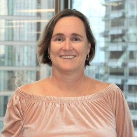 Tina O'Connell | Principal Engineer in Hydrology and Hydraulics for HDR Brisbane