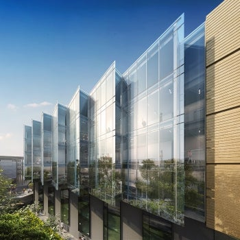 University of Sydney Life, Earth and Environmental Sciences LEES rendering HDR