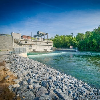 Bridgewater Hydroelectric Facility