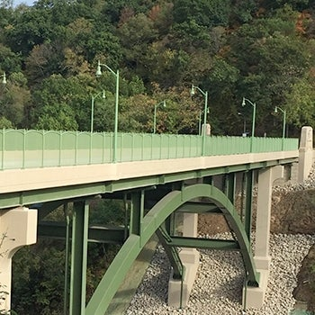 Beechwood Boulevard (Greenfield) Bridge