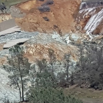 Oroville Dam Response