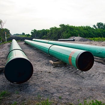 Natural Gas Pipeline Transmission