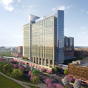 The Ohio State University Wexner Medical Center New Inpatient Hospital