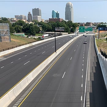 Winston-Salem I-40 Business