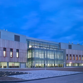 BBSRC National Virology Centre: the Plowright Building