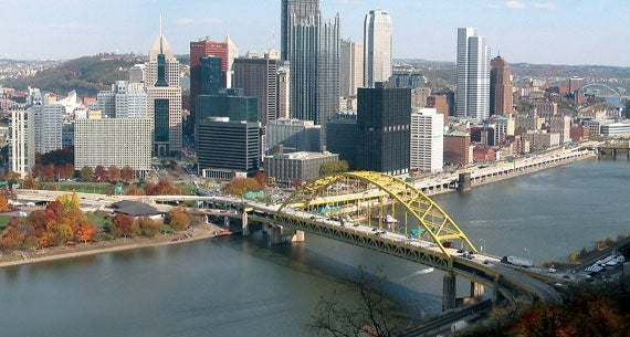 Fort Pitt Bridge | Pittsburgh